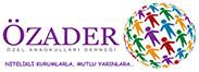 Özel Anaokulları Derneği Logo